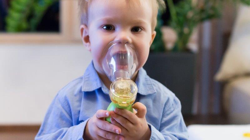 Inhalaator köha janohu ravimiseks