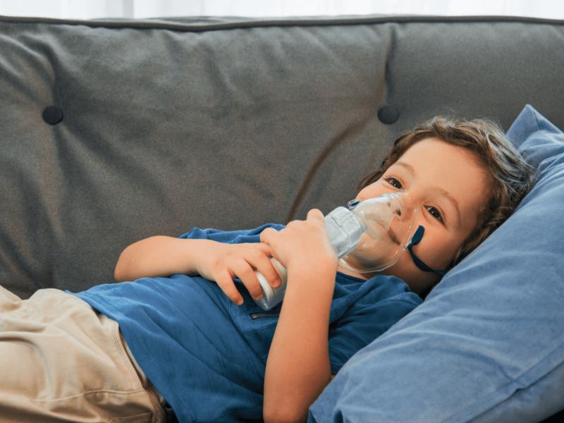 Inhalaatori kasutamine