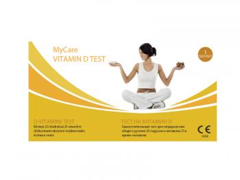 D-vitamiini test, vitamiin D testimine