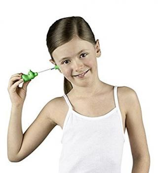 laste kõrvade puhastamine earClin kõrvadušš