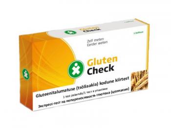 gluteenitalumatuse test