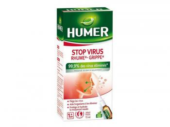 HUMER VIRUS STOP viirusevastane ninasprei 15 ml