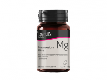 magneesiumitabletid KELASIN Bertil's