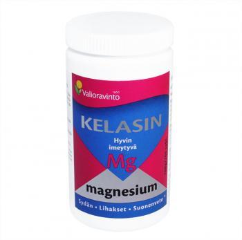 Kelasin magneesiumtabletid