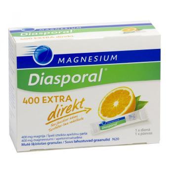 Magnesium-Diasporal magneesium graanulitena