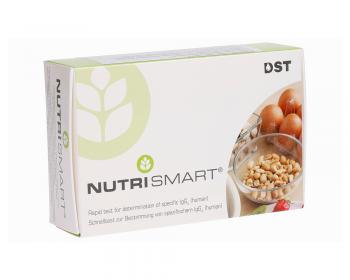 Toidutalumatuse testimine NutriSmart