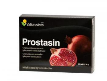 Prostasin kapslid