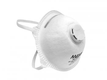 Respiraator FFP2 väljahingamisklapiga