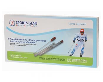 Spordigeeni test Sports Gene
