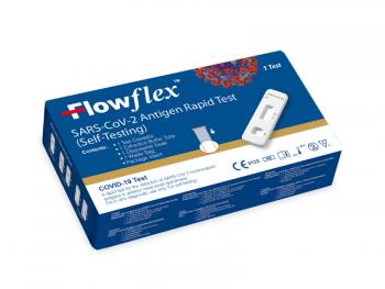 kiirtestid kodus testimiseks, antigeenitestid koju, Flowflex testid