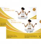 D-vitamiini test. Topeltpakk