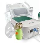 inhalaatorite võrdlus