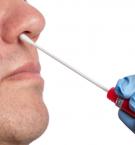 Ninaneelu kaape kiirtest koroonaviiruse tuvastamiseks