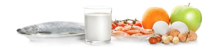 toidutalumatust põhjustavad toiduained